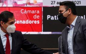 Ramírez de la O confirma ante el Senado que presupuesto 2022 no contempla aumento de impuestos
