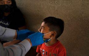 CDC alerta por aumento de casos pediátricos de Covid-19 en EU; piden a escuelas usar mascarillas