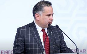 No se le han congelado sus cuentas a Anaya, porque no se han encontrado indicios suficientes: Santiago Nieto