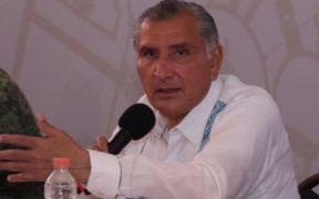Adán Augusto López se descarta para suceder a AMLO en las elecciones del 2024
