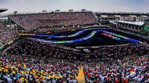 El Autódromo Hermanos Rodríguez volverá a disfrutar de la F1. (Foto: @autodromohr).