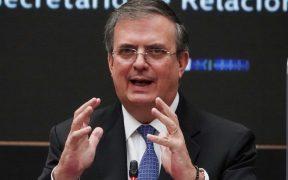 Ebrard sostiene que México planteará a Biden la creación de una organización que sustituya a la OEA