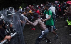Amnistía Internacional y organizaciones exigen a México la desmilitarización del país tras agresión a migrantes