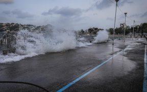"""Conagua prevé que se forme la tormenta tropical """"Pamela"""" en el pacífico; impactaría como huracán el miércoles en Sinaloa"""