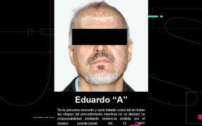 FGR obtiene auto de formal prisión contra Eduardo Arellano Félix por presunta delincuencia organizada