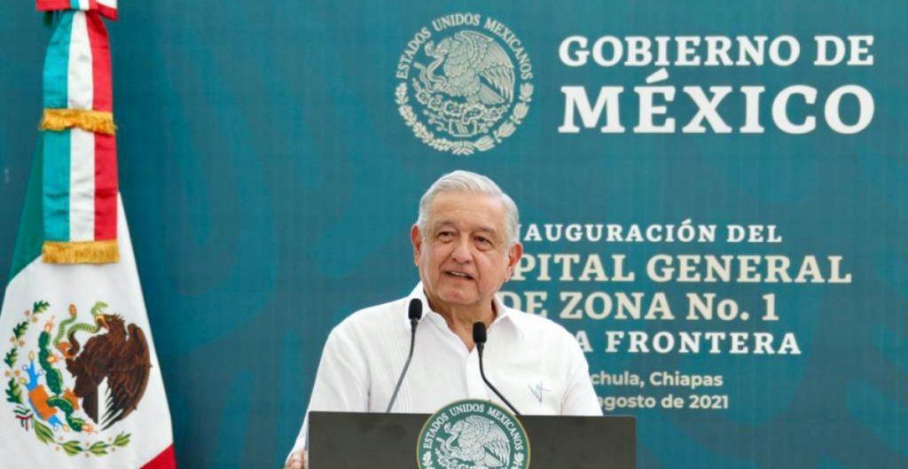 Maestros de la CNTE vuelven a cerrarle el paso a AMLO hacia otro de sus eventos en Chiapas