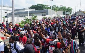 CNDH solicita a Comar e INM agilizar trámites para migrantes detenidos en Chiapas