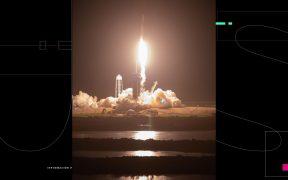 Misión de abastecimiento de SpaceX a la EEI despegó con éxito