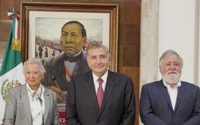 Asume Adán López Hernández como secretario de Gobernación