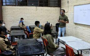 Sheinbaum reporta regreso a clases presenciales en más del 90% de escuelas de la Ciudad de México
