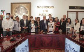 AMLO anuncia Comisión de la Verdad por la Guerra Sucia de los 60