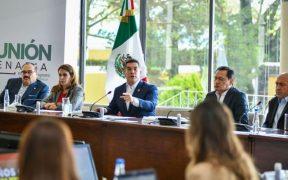 """Con prácticamente 100 mil homicidios, gobierno de AMLO está """"extraviado y a la deriva"""": PRI"""