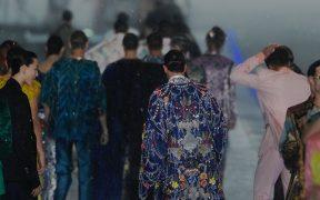 La Plaza de San Marcos fue el escenario del desfile de la última colección de Dolce & Gabbana