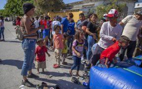 INM reporta que más de 34 mil niños migrantes cruzaron a México en lo que va del 2021; tres veces más que en 2020