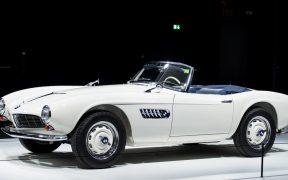 El 17 de septiembre saldrá a subasta un BMW 507 Roadster Series II de 1958