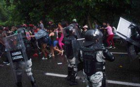 """""""Es falso que en México ya no se violan los derechos humanos"""", critica Centro Prodh a informe de gobierno de AMLO"""