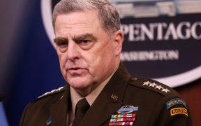 """General del ejército de EU ve """"posible"""" una coordinación con talibanes contra extremistas"""