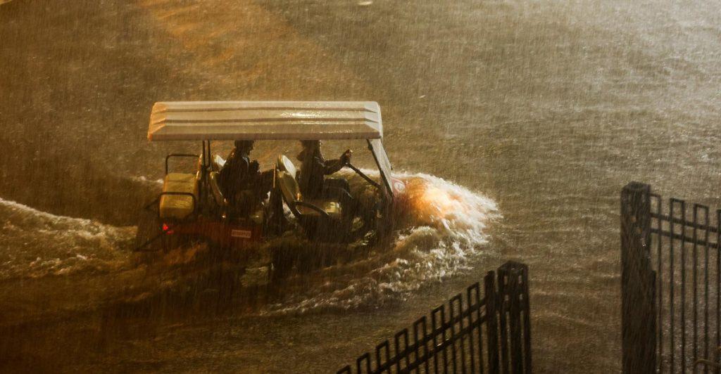 """Nueva York, en estado de emergencia por lluvias e inundaciones provocadas  por """"Ida"""""""