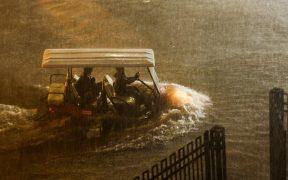 Alcalde declara estado de emergencia en Nueva York por remanentes de 'Ida'; metro y aeropuerto reportan inundaciones