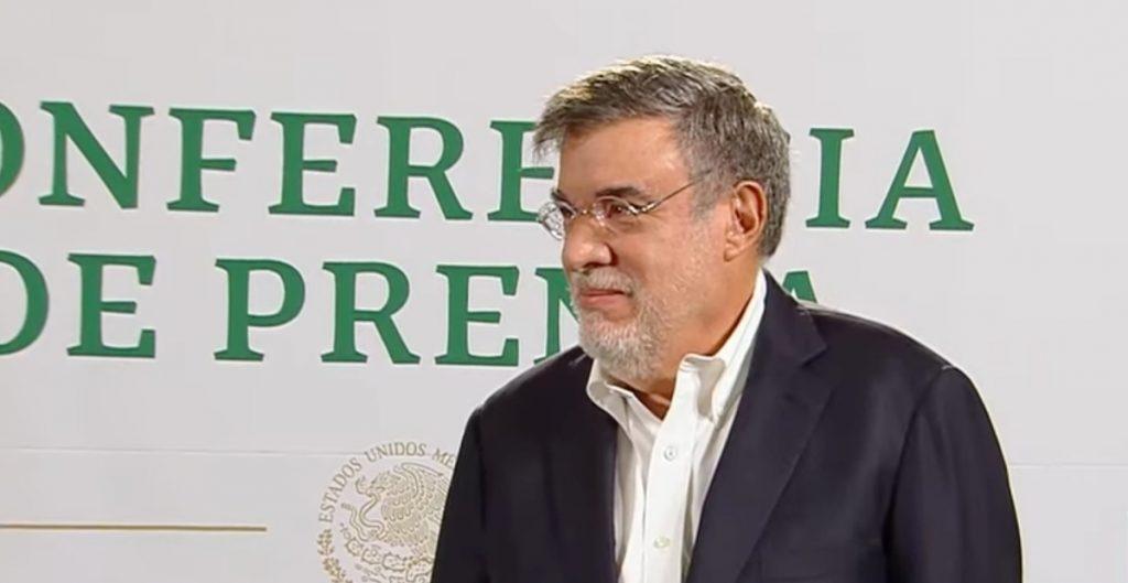 """""""Julio es como mi hermano, nos ha ayudado mucho"""", dice AMLO y confirma la renuncia de Scherer como consejero jurídico de presidencia"""