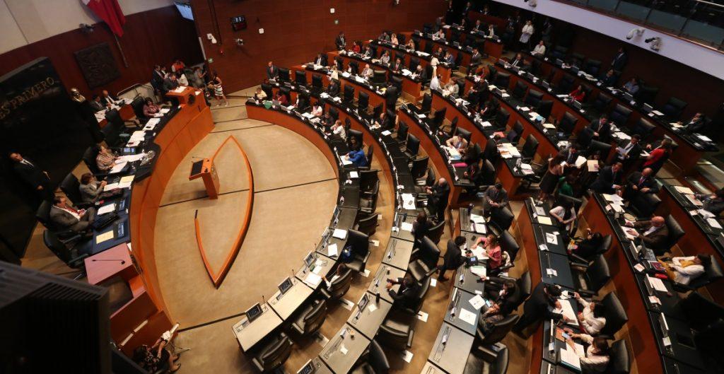 Cinco legisladores buscan creación de un nuevo grupo parlamentario en el Senado