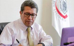 """Monreal confirma que ley de revocación de mandato """"tendrá muchos cambios"""", pero confía en que avanzará"""
