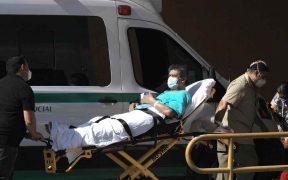 Llega México a 3 millones 387 mil contagios de Covid-19; registra más de 990 muertes en un día