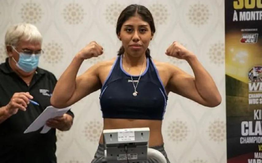 La boxeadora tenía 18 años de edad. (Foto: @_LosColiseinos).