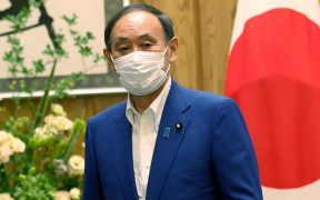 El primer ministro de Japón, Yoshihide Suga, renuncia a presentarse a la reelección