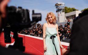 Kristen Stewart presenta en Venecia a su princesa Diana en 'Spencer'