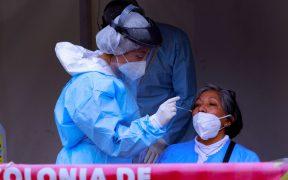 México suma 17 mil 409 nuevos contagios de Covid-19