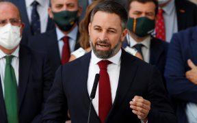 """""""Quienes protegen a narcos no van a impedir nuestra causa"""", responde líder de Vox a AMLO"""
