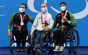 Jesús Hernández y Diego López ganaron cinco de las 22 medallas de México en Tokio 2020. (Foto: Reuters).