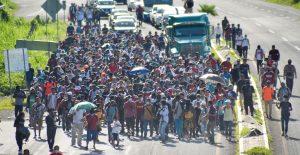 """El Gobierno de México actuará con """"prudencia"""" ante la nueva caravana migrante"""