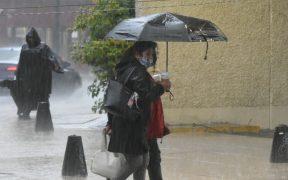Conagua prevé fuertes lluvias en 9 estados del país