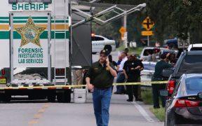 Tiroteo en Florida deja cuatro personas muertas, entre ellos un bebé