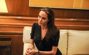 Angelina Jolie habla de Harvey Weinstein y del temor que siente por la seguridad de sus hijos