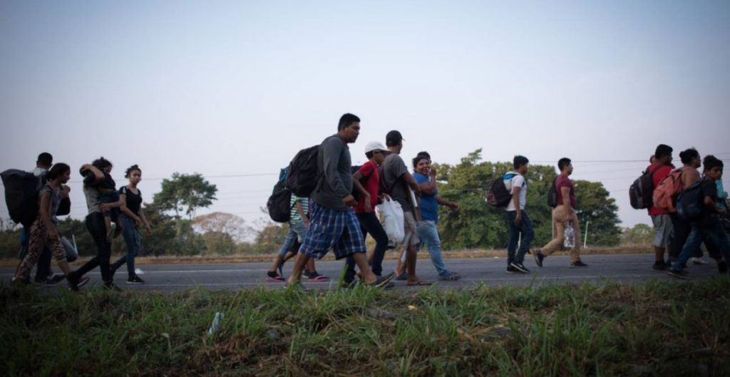 México reporta alza en tráfico de personas ante repunte de migración