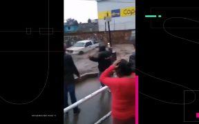 Lluvias provocan inundaciones y deslaves en Ecatepec