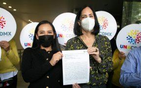 Lía Limón ratifica denuncia por presunta agresión de policías de la CDMX