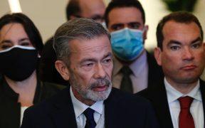 Gobierno de Venezuela anuncia primeros dos acuerdos en diálogo en México
