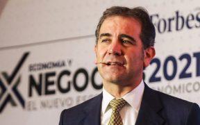 Lorenzo Córdova afirma que una reforma electoral no revolverá la pobreza y la corrupción en el país