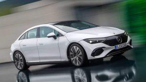 Así es el Mercedes-Benz EQE, el nuevo sedán eléctrico de lujo que llegará en 2022