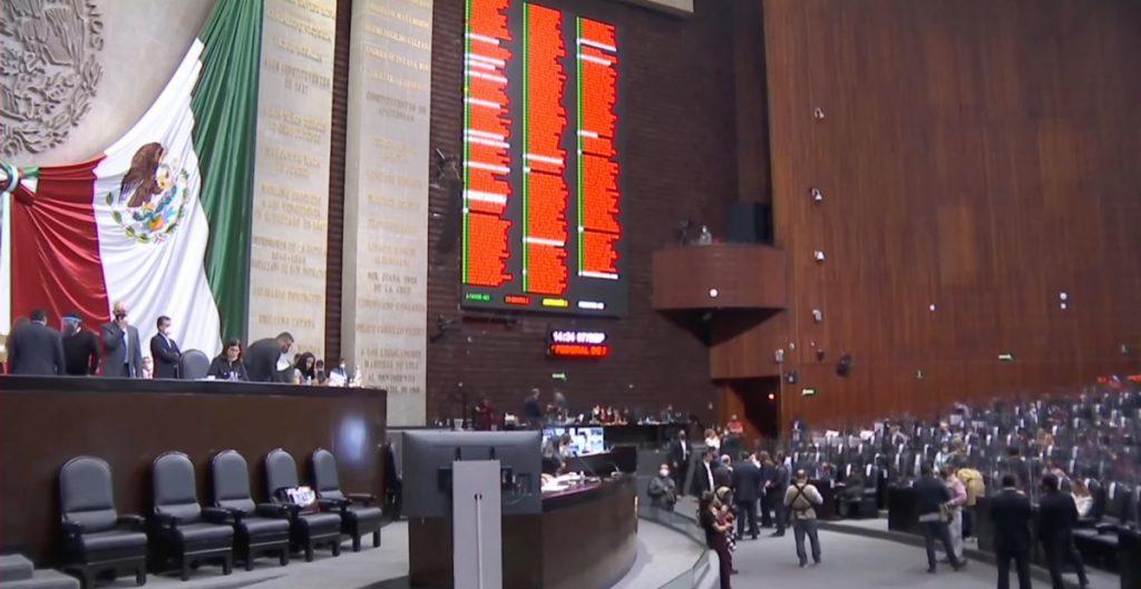 Diputados aprueban en lo particular la Ley de Revocación de Mandato