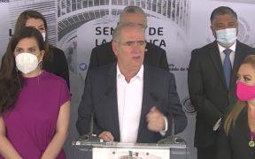 """Reunión con Vox """"fue un error"""", dice Julen Rementeria; ofrece disculpas"""