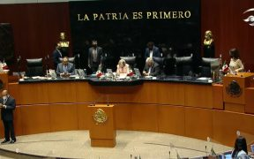 Senado avala cambio de denominación de la SCT por Secretaría de Infraestructura, Comunicaciones y Transportes