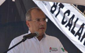 Carlos Treviño, exdirector de Pemex, falta a audiencia en la que se preveía imputarlo por asociación delictuosa y lavado