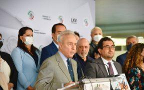 El PAN violó la soberanía nacional y cometió traición a la patria por alianza con VOX: Morena