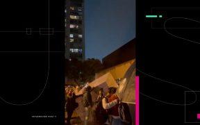 Así se vivió el sismo en la Ciudad de México