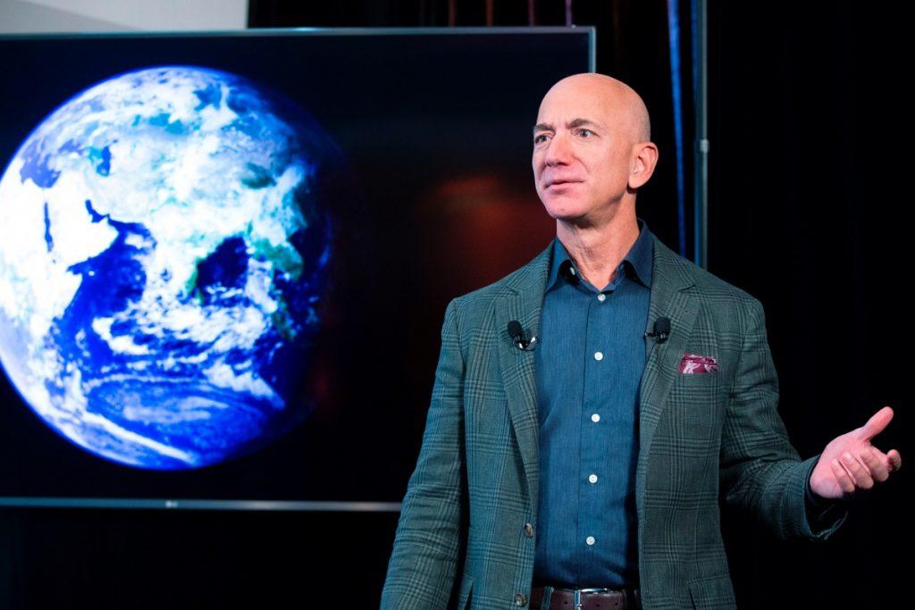 Jeff Bezos invierte en una nueva compañía que pretende prolongar la vida humana